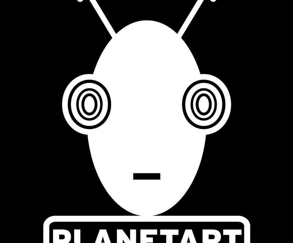 planetart logo